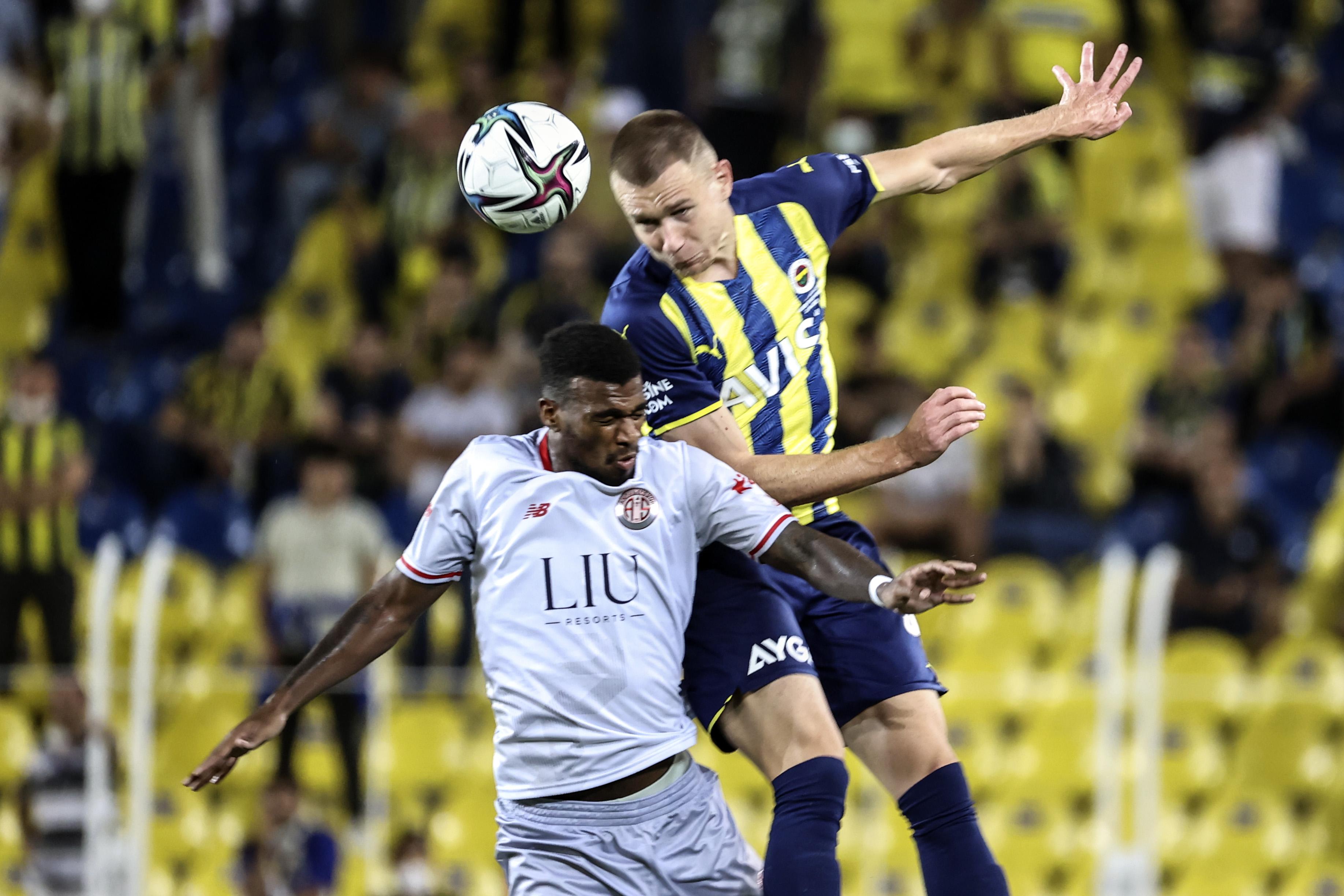 "<p>Fenerbahçe'de golleri Zajc ve Valencia kaydetti.&nbsp;<br data-mce-bogus=""1""></p>"