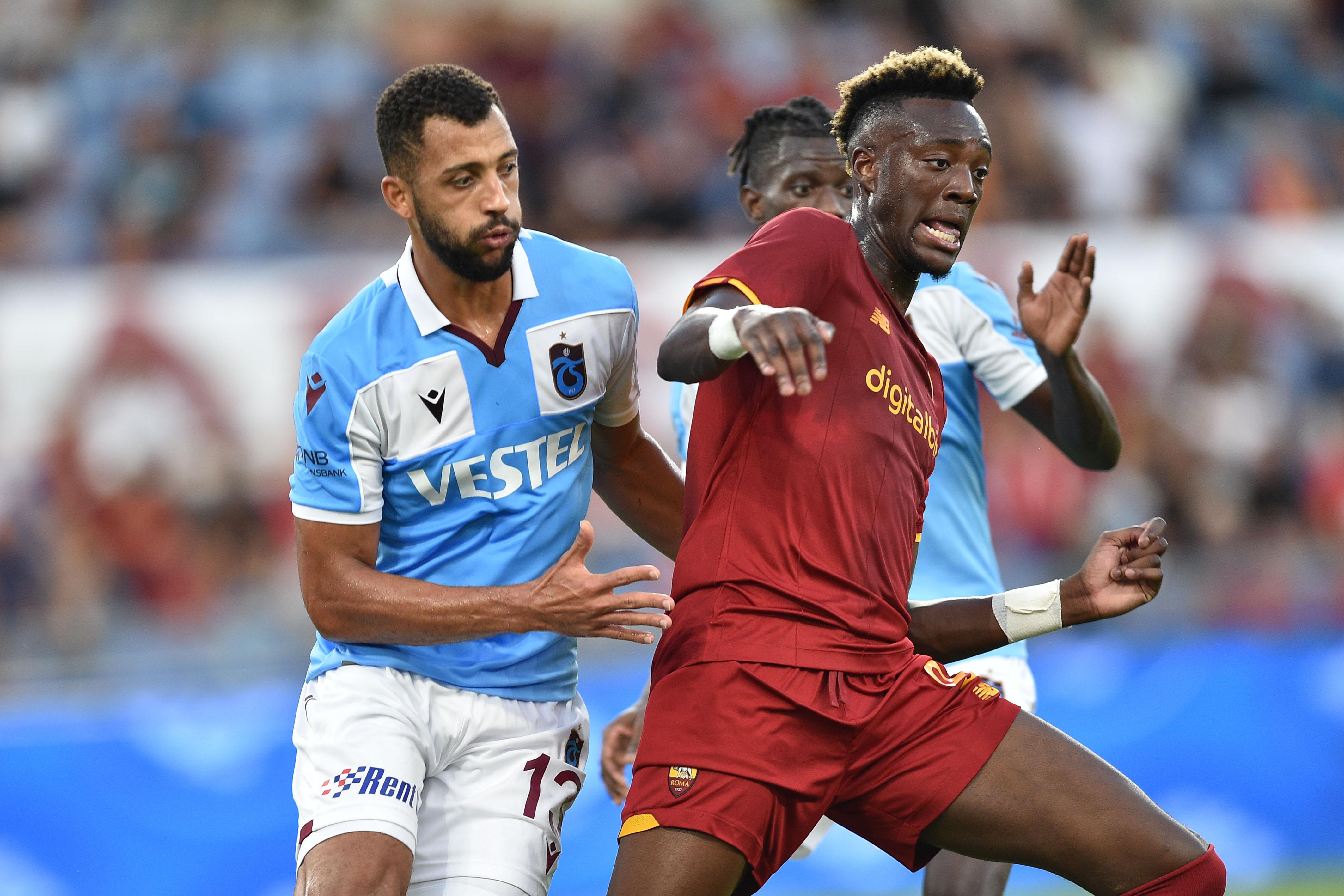 <p>Temsilcimiz Trabzonspor Cristante, Zaniolo ve El Shaarawy'nin gollerine engel olamadı.<br></p>