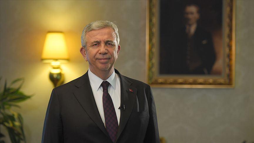 <p>Ağustos ayı araştırmasına göre beğeni düzeyi en yüksek isim 5,4 puan ile Ankara Büyükşehir Belediyesi Başkanı Mansur Yavaş oldu.</p>