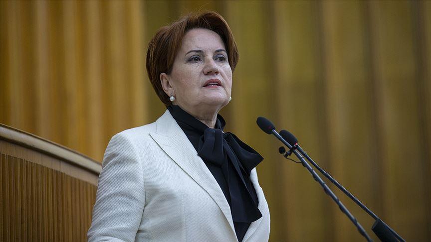 <p>Erdoğan'ın ardında yer alan isim ise İYİ Parti Genel Başkanı Meral Akşener oldu. Akşener, 4 puan ile 4'üncü sırada yer aldı.</p>