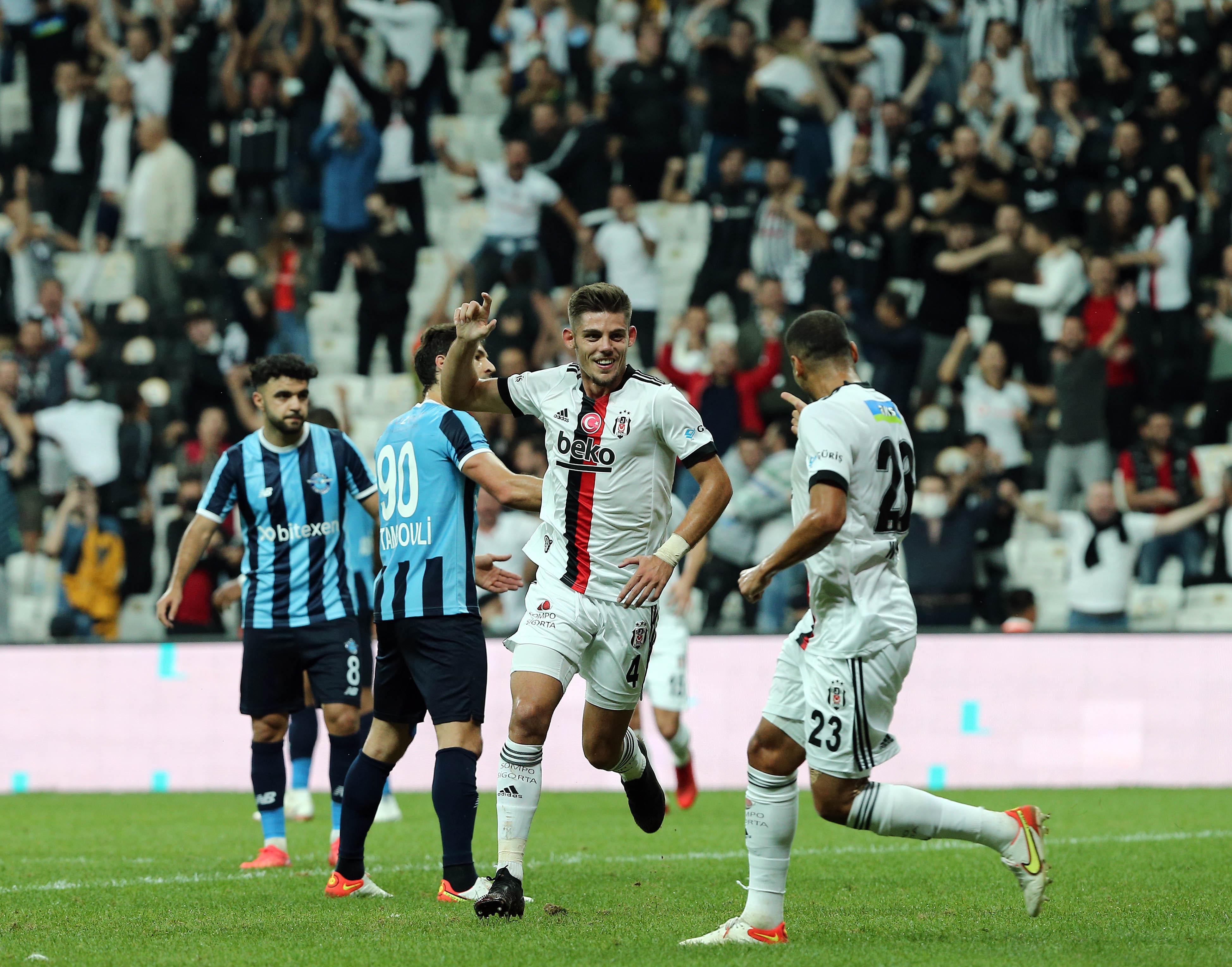 <p>Beşiktaş, önümüzdeki hafta İzmir ekibi Altay ile deplasmanda karşılaşacak. Adana Demirspor ise, evinde Gaziantep Futbol Kulübü'nü konuk edecek.&nbsp;</p>