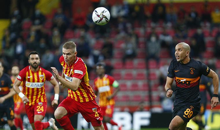 <p>Galatasaray, önümüzdeki hafta evinde Göztepe'yi ağırlayacakken, Kayserispor ise deplasmanda Giresunspor'un rakibi olacak.</p>