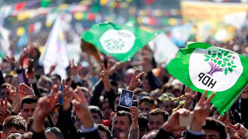 <p>HDP: Yüzde 11,8</p>