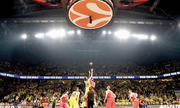 Euroleague'e yeni sponsor
