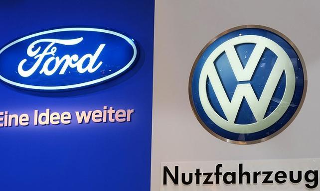 Ford ve Volkswagen küresel ortaklıklarını duyurdu
