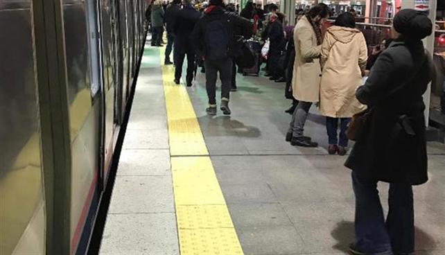 Gebze-Halkalı Marmaray Hattı'nda sistem ve tren testleri yapılacak
