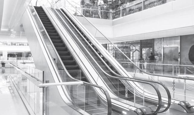 Yürüyen merdivenlerde tırabzanın hızı merdivenlerin hızından niçin farklıdır?