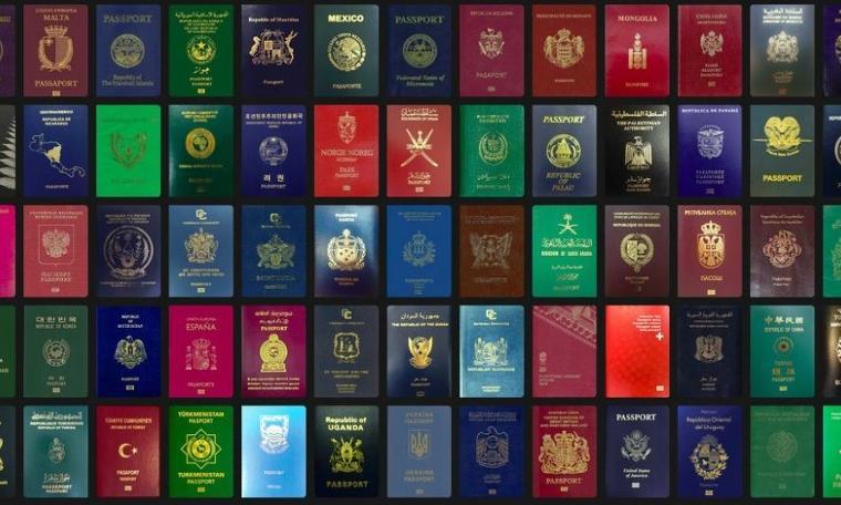 Pasaport sıralaması açıklandı: İşte en güçlü ülkeler