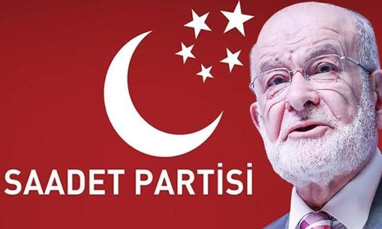 Saadet Partisi'nden dikkat çeken 29 Ekim mesajı