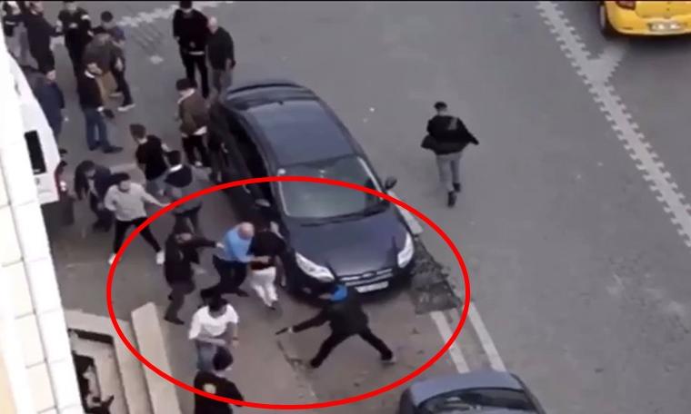 'Bir dal sigara' için 5 kişiyi vurdu!