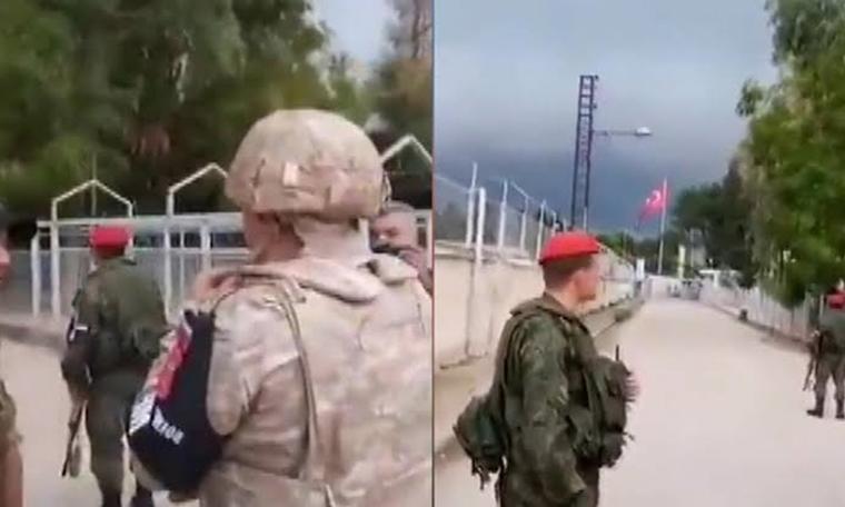 Sınırda ilginç anlar! Türk askerine böyle seslendi