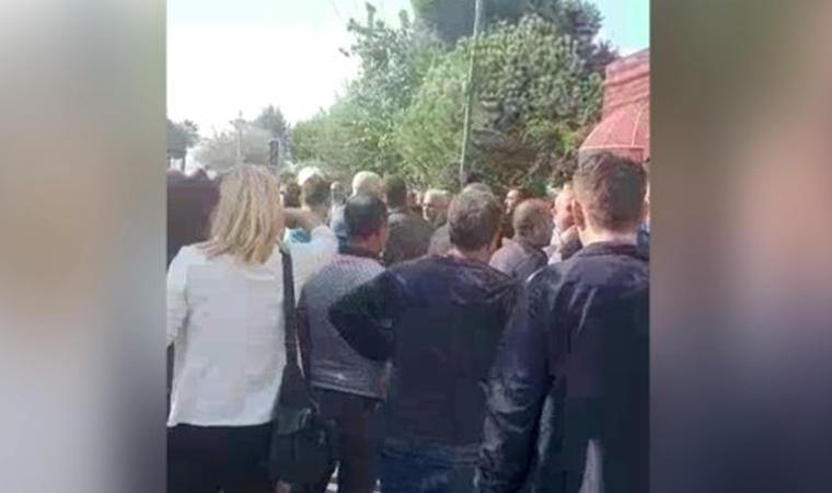 İzmir'de ortalık karıştı! Polis havaya ateş açtı