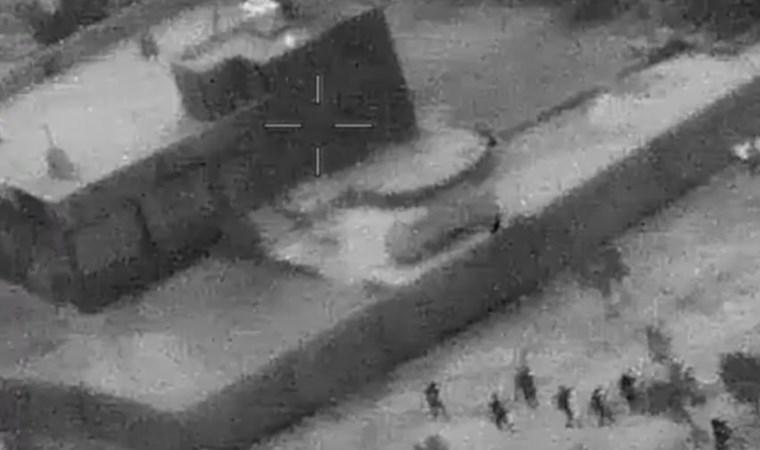 """ABD, IŞİD lideri Bağdadi'ye yapılan operasyonun ilk görüntülerini yayınladı: """"Karşılık bekliyoruz"""""""