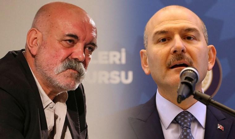 Ercan Kesal'dan Süleyman Soylu'nun 'Çukur'a yönelik sözlerine yanıt