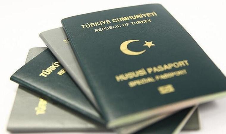 500 bin dolar ihracata yeşil pasaport!