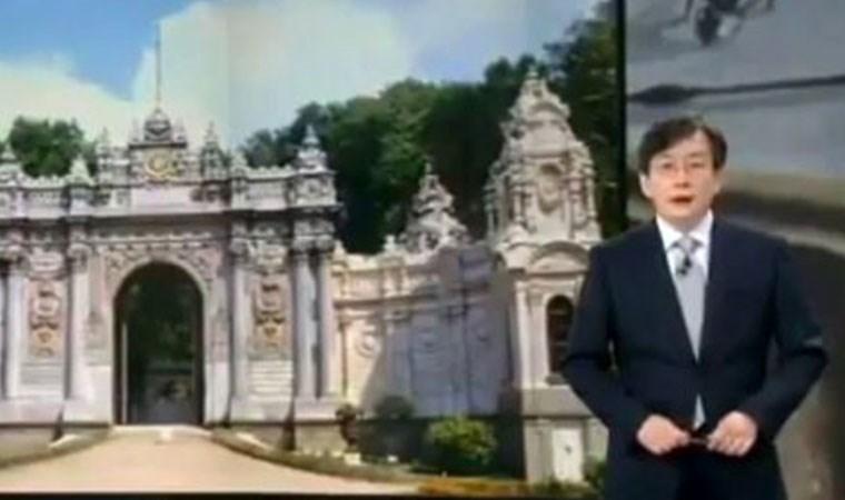 Güney Kore'de haber spikeri Atatürk'e saygı için...