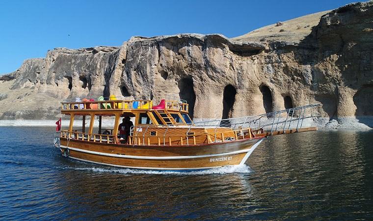 Elazığ'da 9 Milyon yıllık yeni keşif kanyonları!