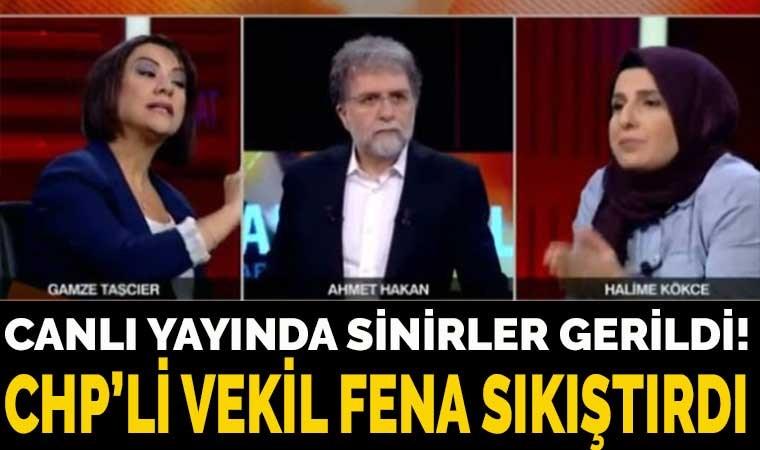 CHP'li vekil yandaş yazarı fena sıkıştırdı! 'Böyle karşılıklı şey olmasın'