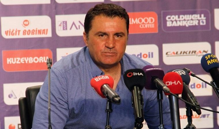 İşte Ankaragücü'nün yeni teknik direktörü