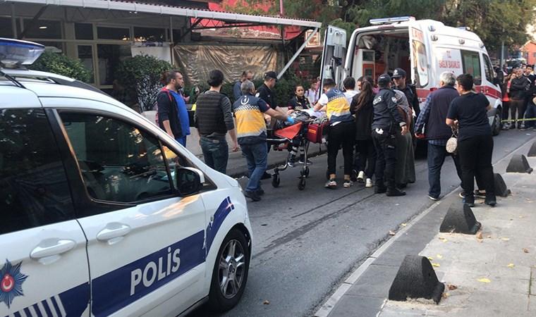 Beyoğlu'nda silahlı saldırı: 1 ölü