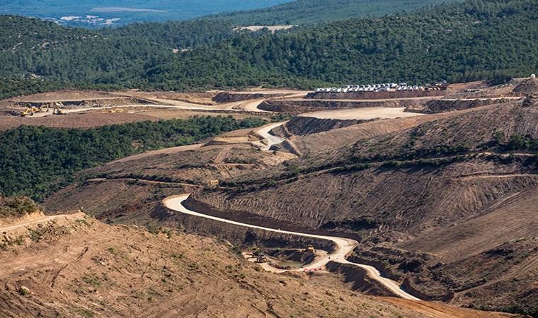 Bakan Kurum'dan Kaz Dağları açıklaması