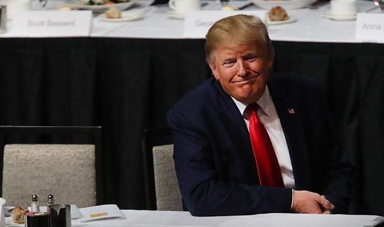 Trump: Bağdadi'nin üçüncü adamının nerede olduğunu biliyoruz