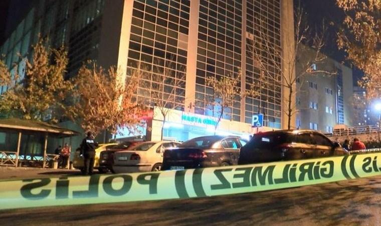 Küçükçekmece'de hastanede silahlı kavga: 1'i ağır 3 yaralı