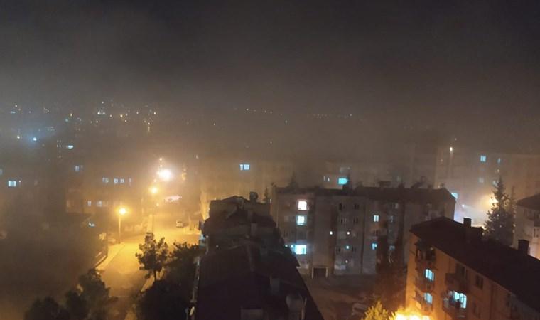 Şanlıurfa'daki 20. Zırhlı Tugay Komutanlığında patlama: 1'i sivil 17 yaralı