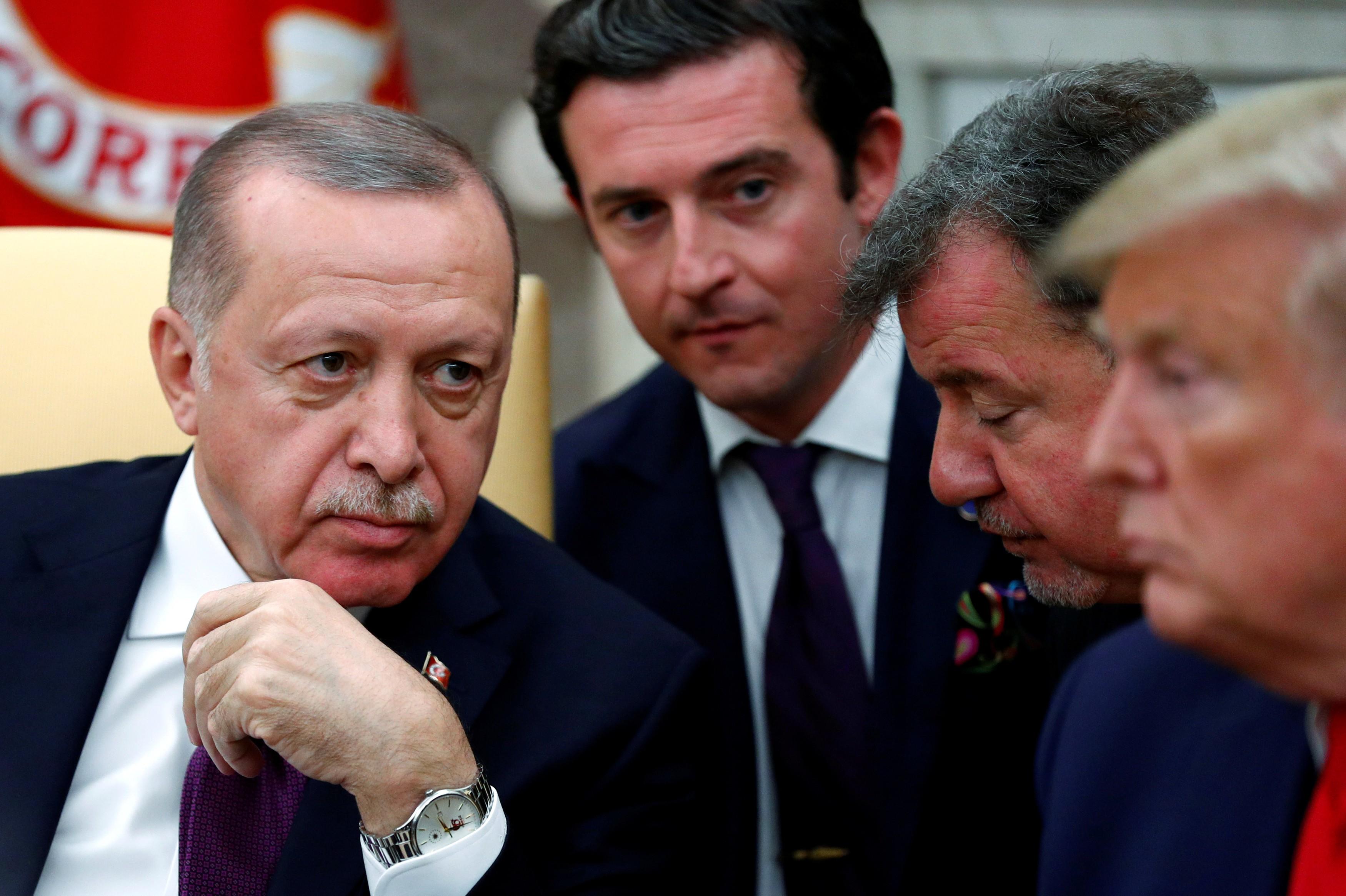 erdoğan trump ile ilgili görsel sonucu