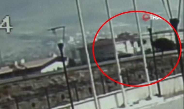 Kayseri'deki ölümlü kazanın güvenlik kamera görüntüleri ortaya çıktı