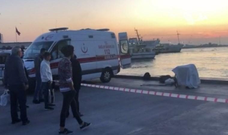 Kadıköy'de şoke eden ölüm