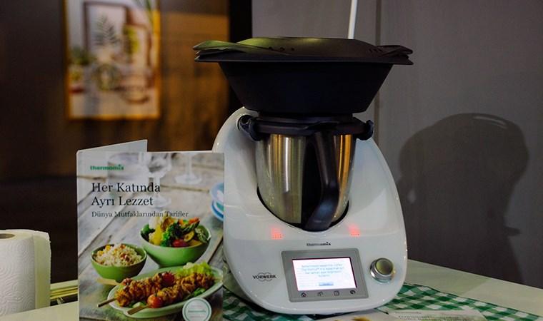 Robot şefler Türk mutfaklarına giriyor