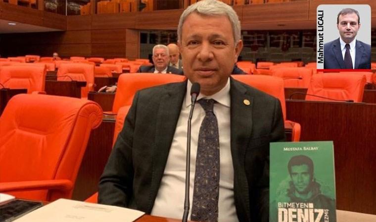 Balbay'ın kitabı Meclis'e sokulmadı