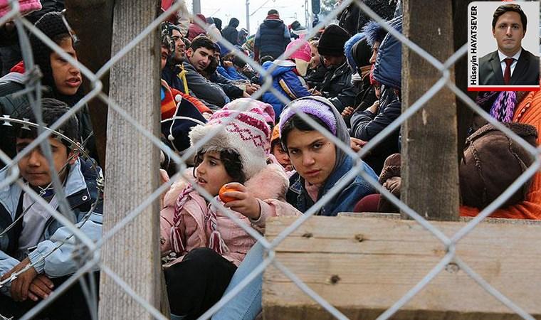 Suriyeli dönüşü hayal