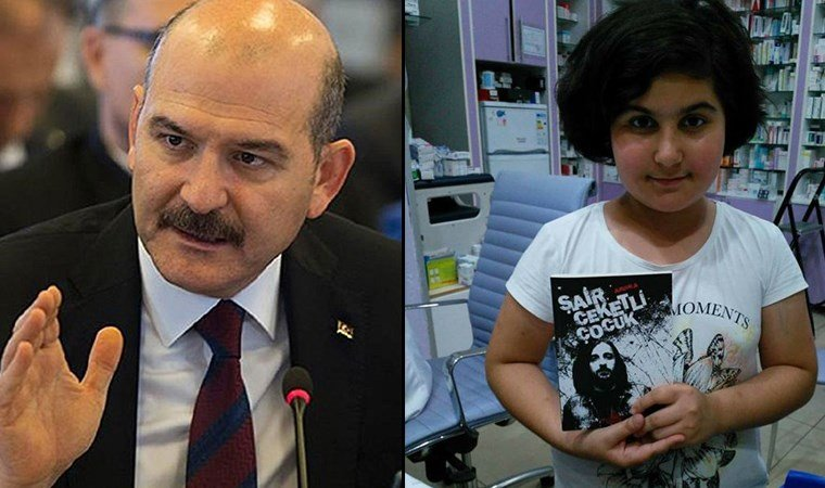 Soylu'dan Rabia Naz açıklaması
