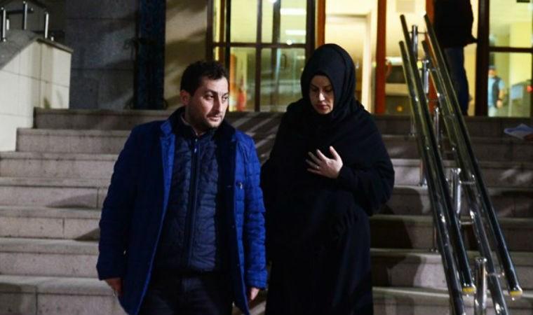 Şaban Vatan ve gazeteciler adli kontrolle serbest
