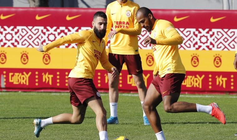 Galatasaray'da rota  Başakşehir