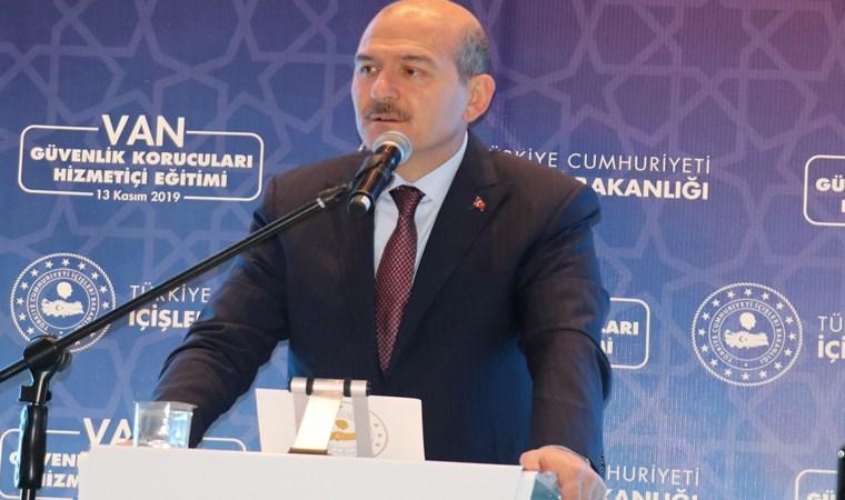 Bakan Soylu'dan siyanür satışı açıklaması