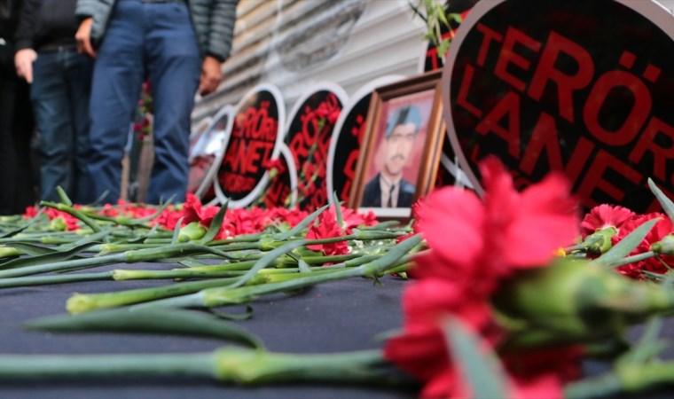Neve Şalom Sinagogu saldırısında hayatını kaybedenler anıldı