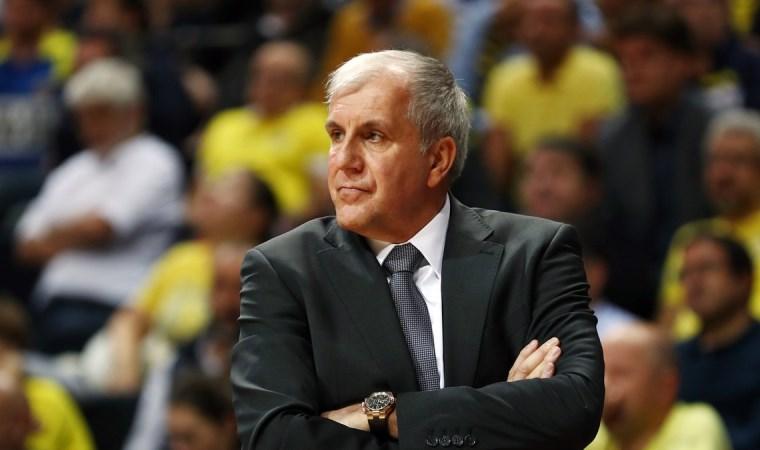 Obradovic'ten oyunculara ağır sözler
