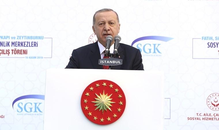 Erdoğan'dan EYT resti: Seçim kaybetsek de bu işte yokum