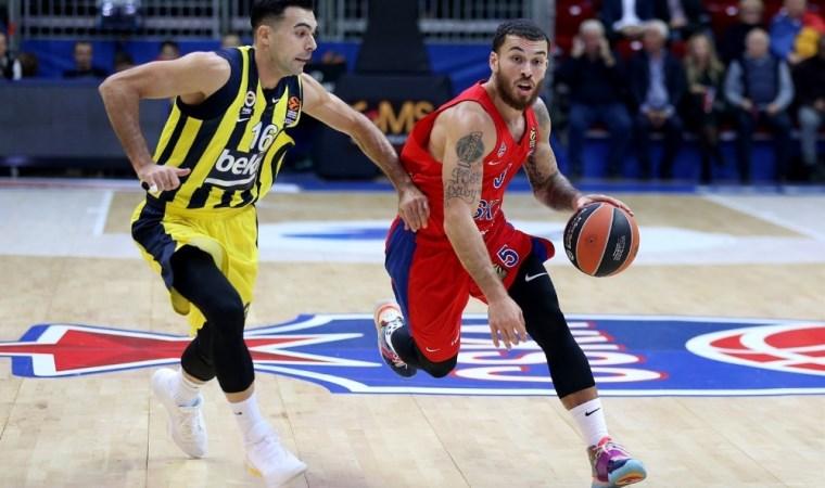 Potanın MVP'si CSKA'lı Mike James