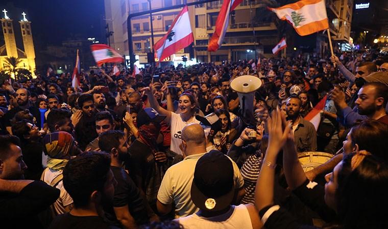 Lübnan'da öfke dinmiyor