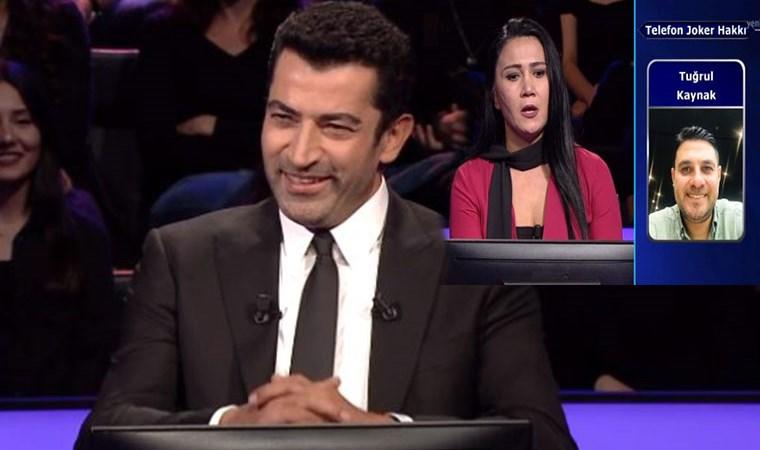 Yarışmacı 'Ezel' sorusunu yanlış bilince İmirzalıoğlu'nun tepkisi güldürdü