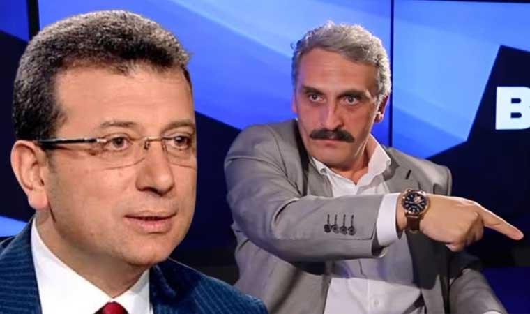 AKP'li milletvekilinden İmamoğlu için skandal sözler!
