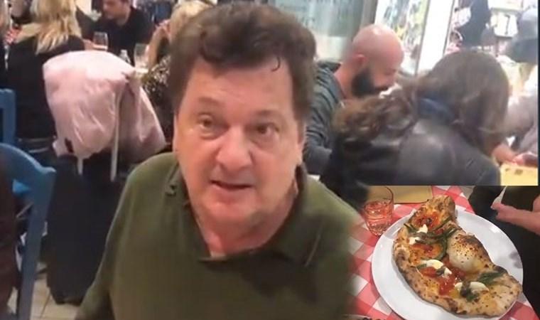 Vedat Milor İtalya'da: Türkiye'deki havalaalanlarında satılan tek kaşarlı tostla aynı fiyat!