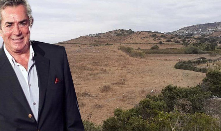 Oyuncu Salih Güney'den kaygılandıran iddia:  Sit alanını hangi iş adamı aldı?