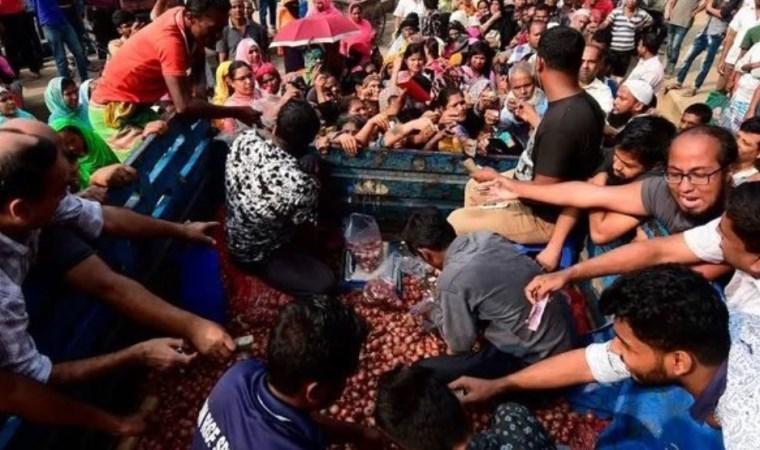 Türkiye'den soğan ithal etmeye başladılar