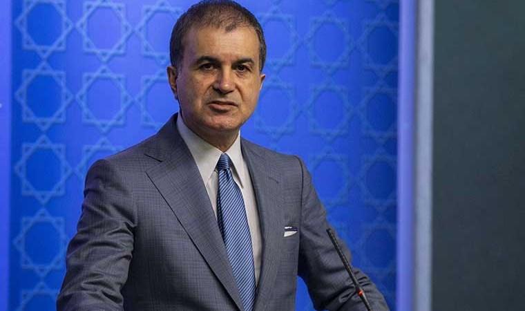 AKP Sözcüsü Çelik: Trump'ın mektubu iade edilmiştir, konu kapandı