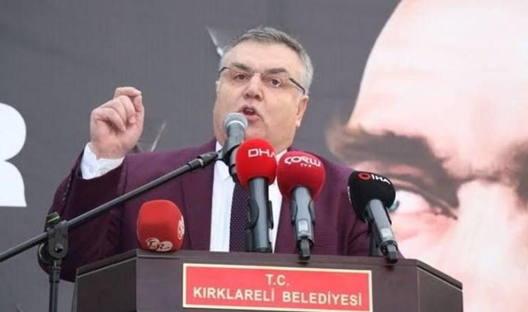 Kırklareli Belediye Başkanı'ndan 'Kesimoğlu getir götürümü yapar' diyen gence cevap verdi
